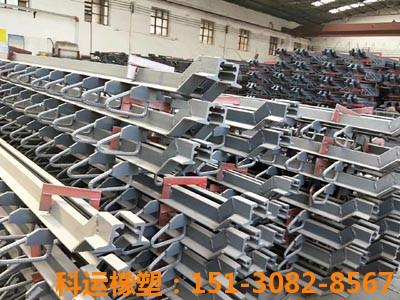 衡水科运橡塑D80型桥梁伸缩缝装置生产研发基地4