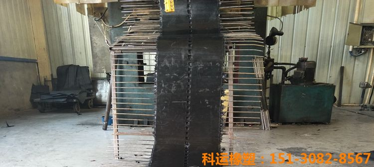科运橡塑d80型桥梁伸缩缝装置生产研发基地2