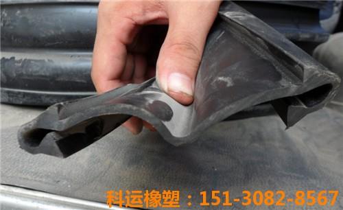 D80型桥梁伸缩缝装置 80型伸缩缝胶条3