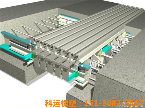 XF型斜向支承式伸缩装置与SSFB型直向支承式伸缩装置解读5