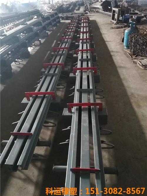 科运橡塑 模数式桥梁伸缩缝GQF-MZL160型伸缩缝1
