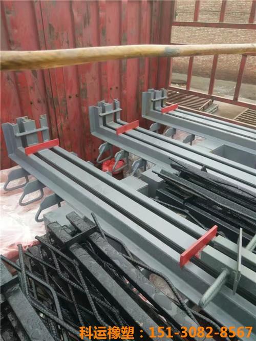 科运橡塑 模数式桥梁伸缩缝GQF-MZL160型伸缩缝2