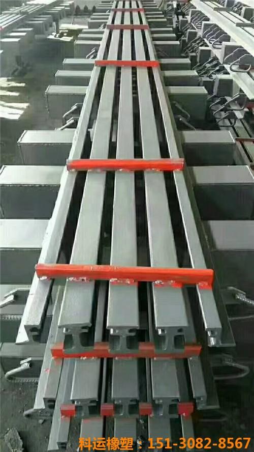 XF型斜向支承式伸缩装置与SSFB型直向支承式伸缩装置解读6