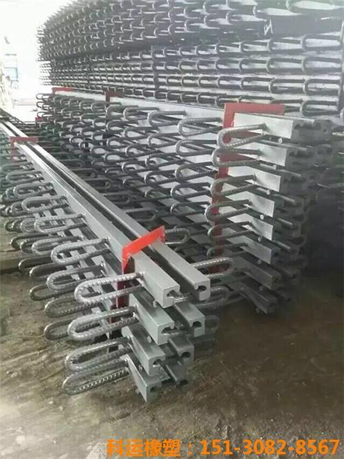 GQF-C、F、E、Z、L、D80型桥梁伸缩缝装置3