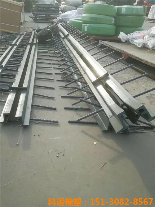科运橡塑各种型钢伸缩缝 梳齿板桥梁伸缩缝型号汇总6