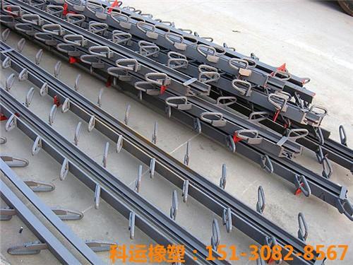 科运橡塑各种型钢伸缩缝 梳齿板桥梁伸缩缝型号汇总8