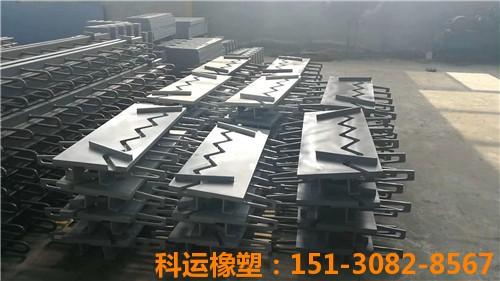 KY-XF80、KY-XF160梳齿钢板伸缩缝2