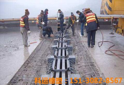 旧桥梁伸缩缝拆除&新桥梁伸缩缝安装养护工艺流程2