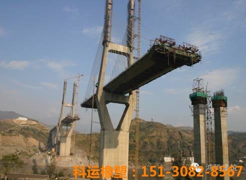 科运良品各种桥梁伸缩缝装置安装质量大比拼2